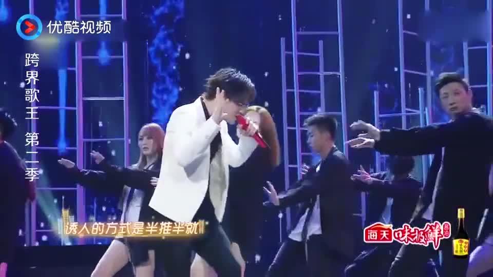 薛之谦惊喜演唱《摩天大楼》,宛如演唱会现场,太震撼了!