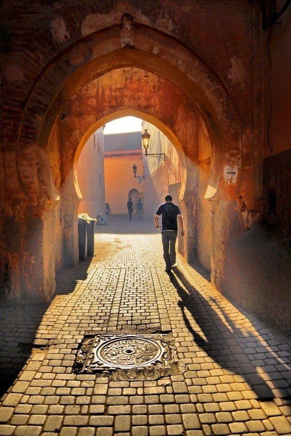 摩洛哥,备受上天眷顾的国度