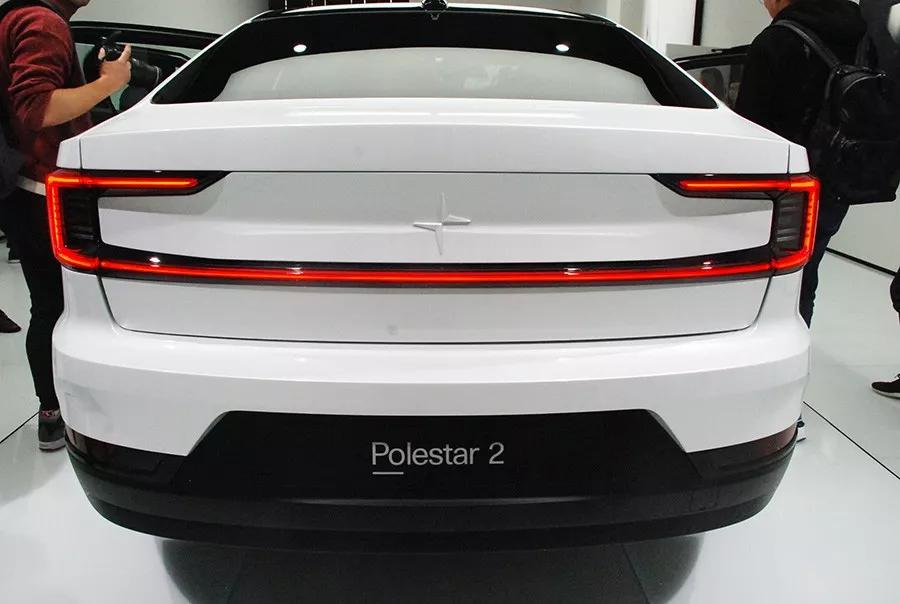 Polestar 2首秀,全面抗击特斯拉Model 3