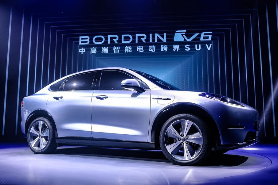 博郡推出两款新车,其中一款车NEDC续航里程居然超过600公里?