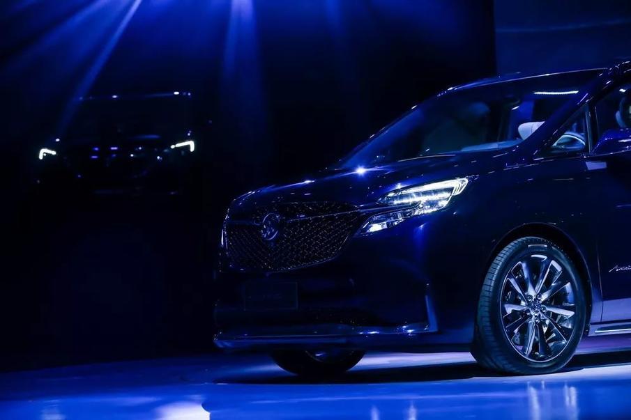纯电/SUV/MPV 别克一口气发布4款重磅车型