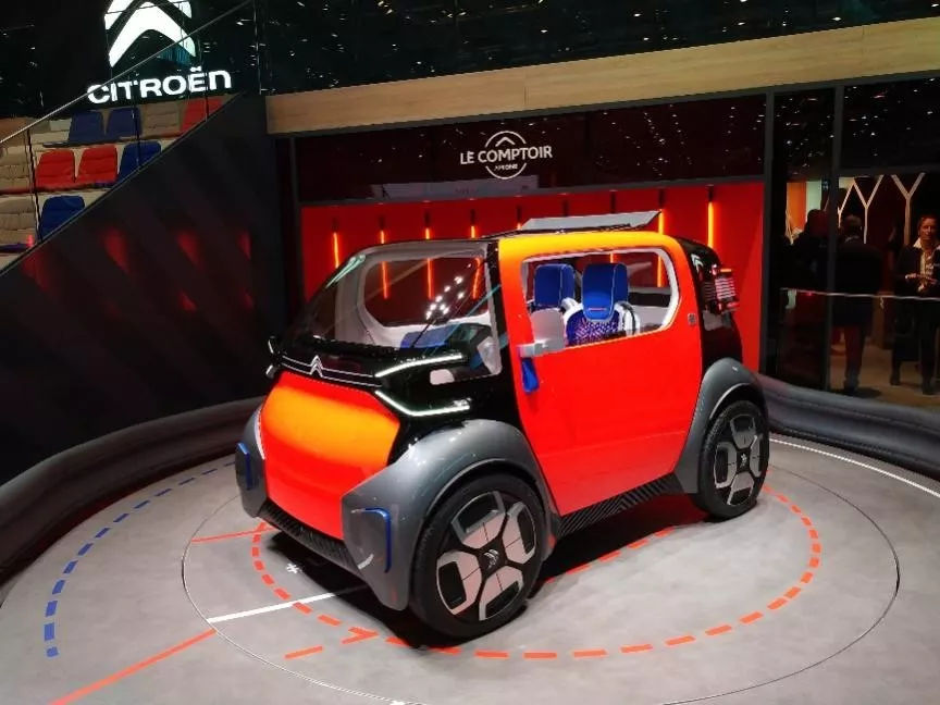 直击日内瓦车展 | 新能源成绝对主角