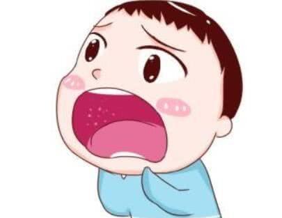 婴儿口腔内部结构图片
