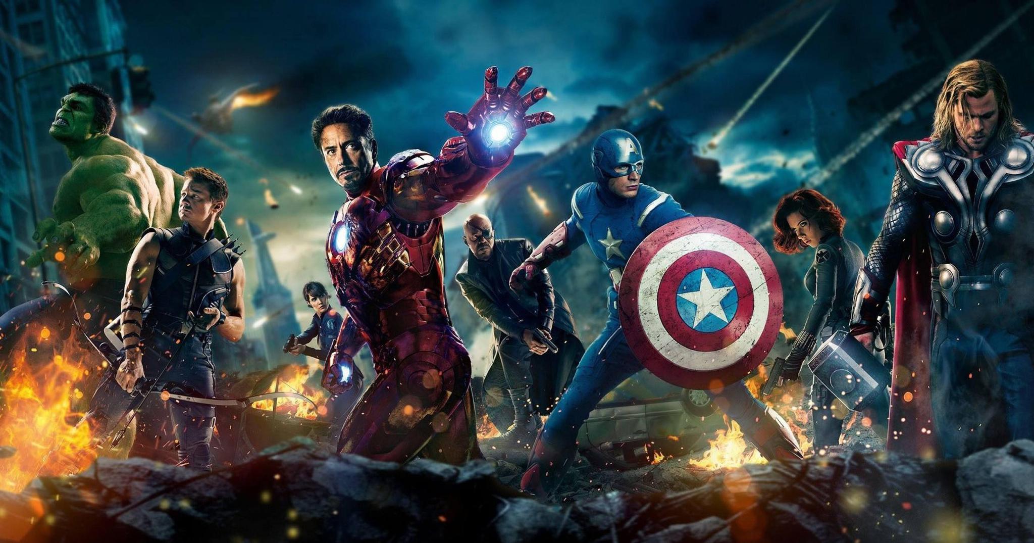 《复仇者联盟4》海报预告爆出,鹰眼回归联盟,终章还是新的开始