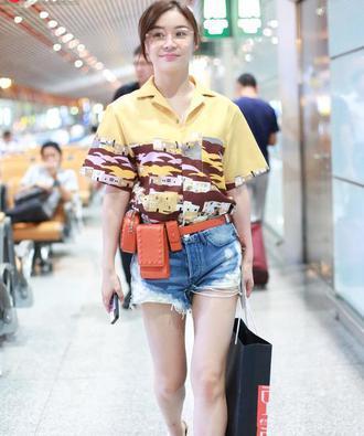 把这些包包背上变全村最时髦的仔