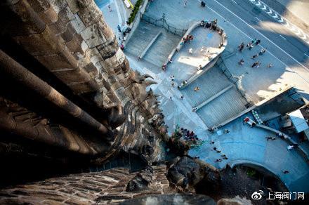 巴塞罗那,一座流动的童话之城
