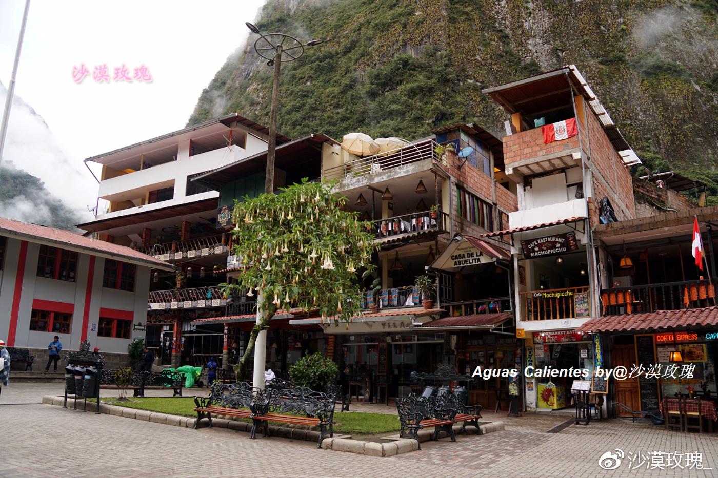 马丘比丘山脚下最商业化的小镇,却有最难忘的故事