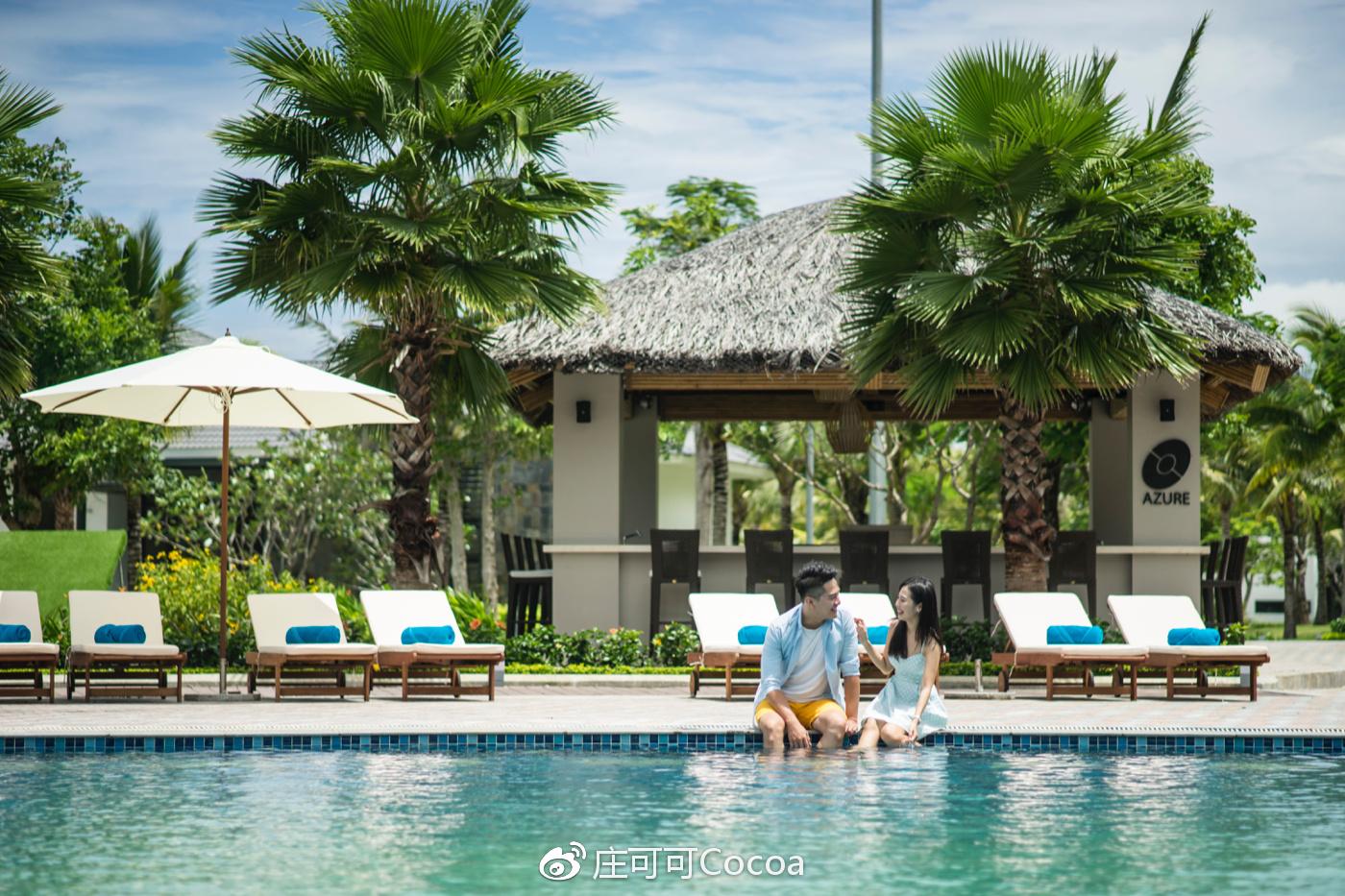 珍珠岛自然力 富国岛丽笙假期