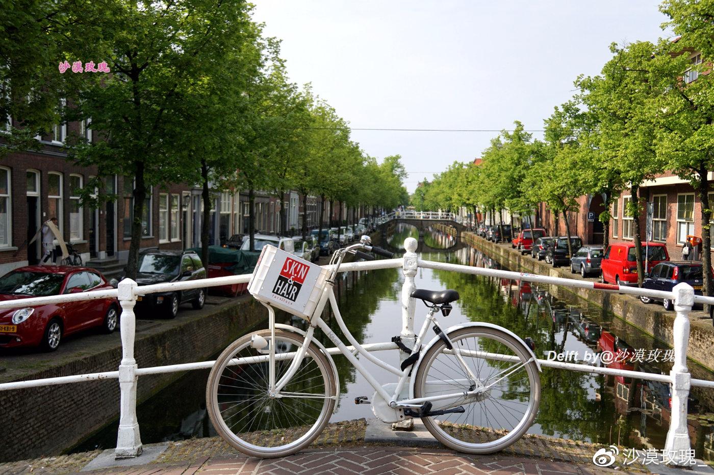 这个荷兰小镇的国宝 怎么看着这么眼熟