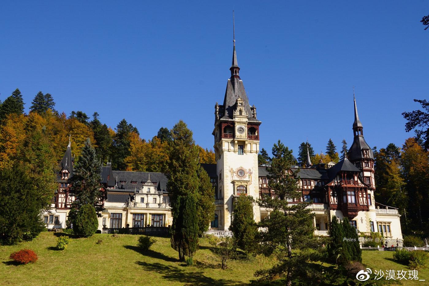德国人到这个东欧国家当老大 花费1.2亿美元山寨了新天鹅堡
