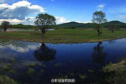 [长白湿地]