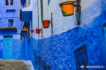 舍夫沙万,地球上最纯净的蓝色