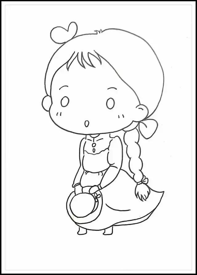 超详细零基础马克笔手绘教程,教你画宫崎骏王国苏菲
