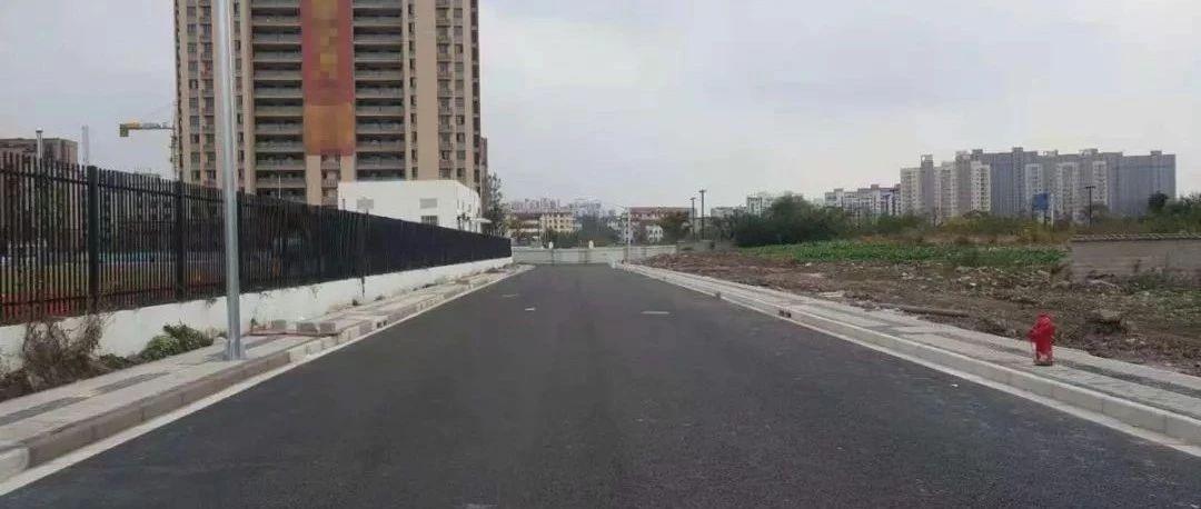 嘉定市政基础设施道路项目施工中 进展一览