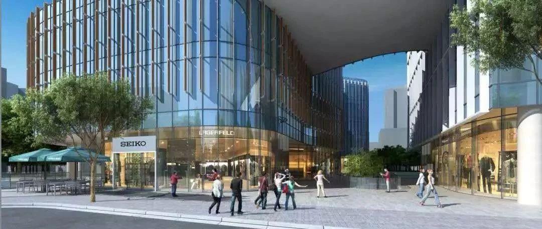 长宁新华农贸市场项目开工2021年竣工 规划效果图惊艳