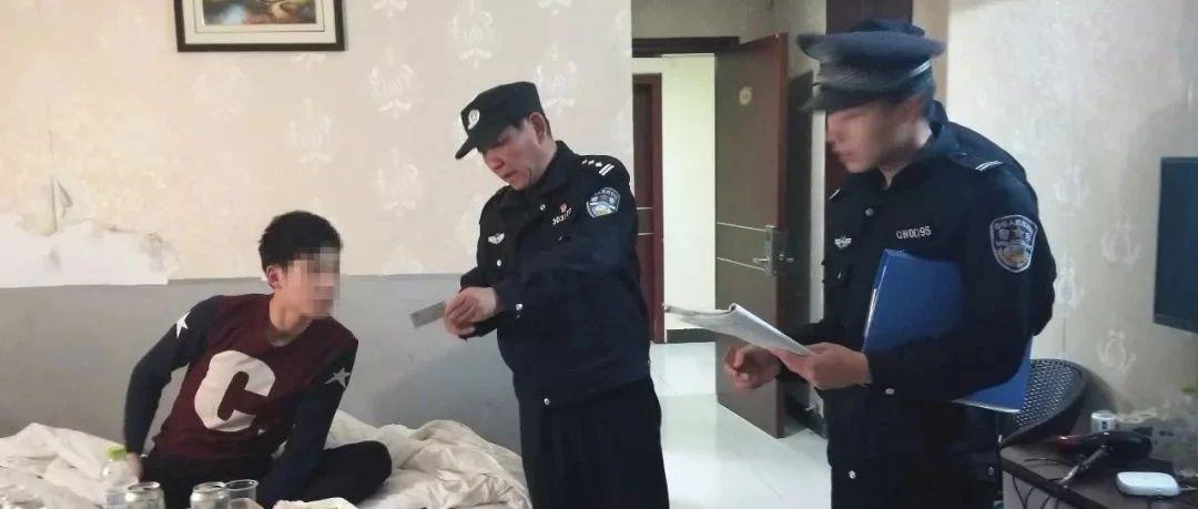 """桂林全州掀起""""锁城门""""大清查风暴 多名毒虫落网"""