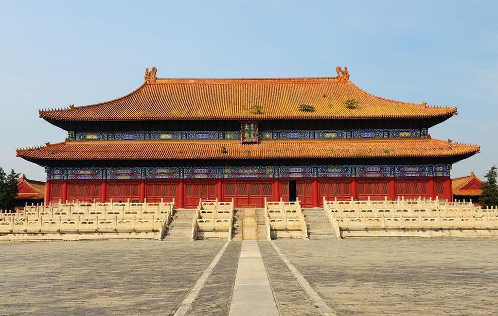"""北京""""最便宜""""景区,与故宫只有一墙之隔,景色却丝毫不亚于故宫"""