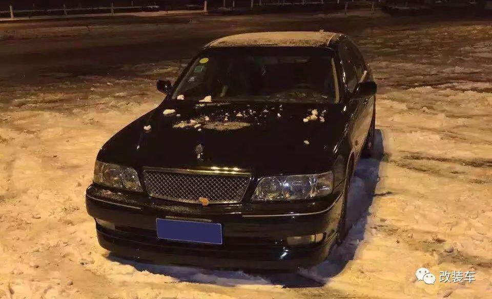 西安车友丨拥有V8大心脏,这辆21岁的英菲尼迪Q45威风不减当年!