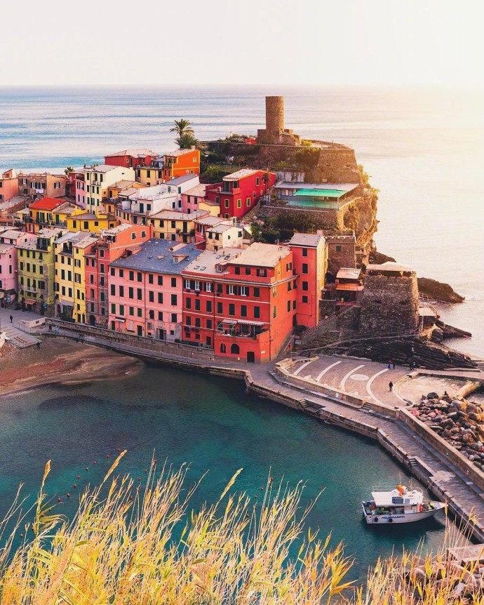 意大利五渔村,美到极致