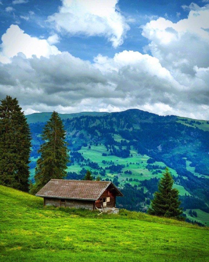 想生活在这样的瑞士小镇上