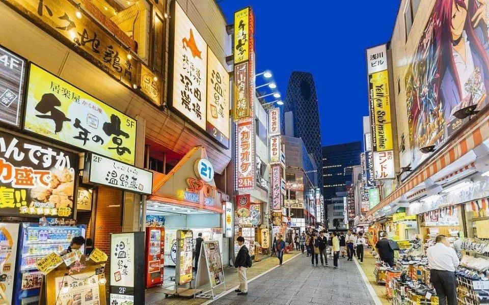 旅游攻略| 从风景到美食,小编带你玩转日本图片