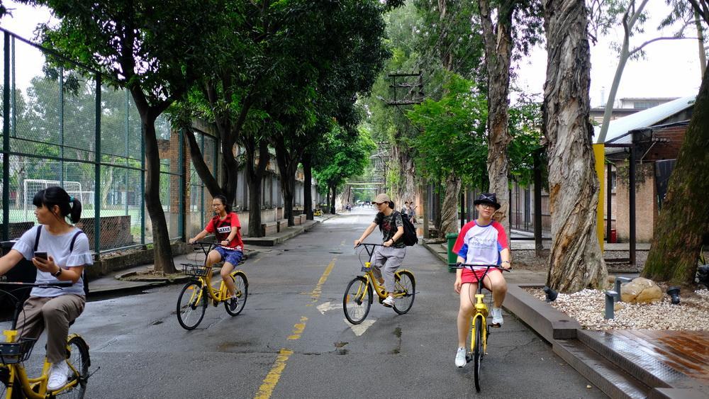 文艺青年聚集地:广州红专厂