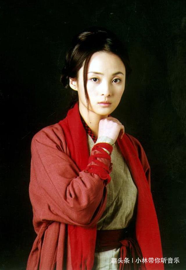 穆念慈:刘诗诗气质如兰,赵丽颖绝色佳人,却都不如她形神兼备