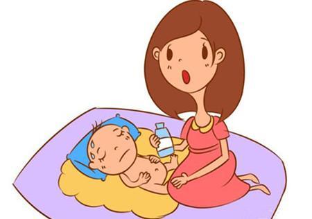 宝宝发烧友你有什么看法物理遇冷?总结的几大物理降温法,过来人