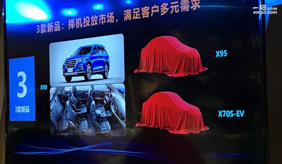 继续完成产品矩阵 捷途X95上海车展首发