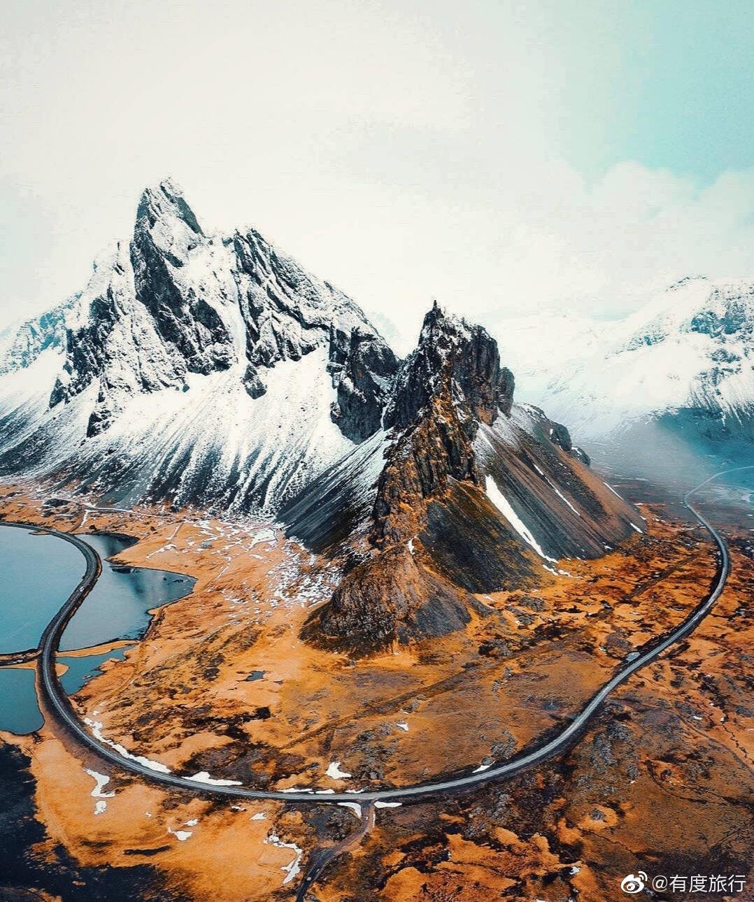想和喜欢的人一起去冰岛