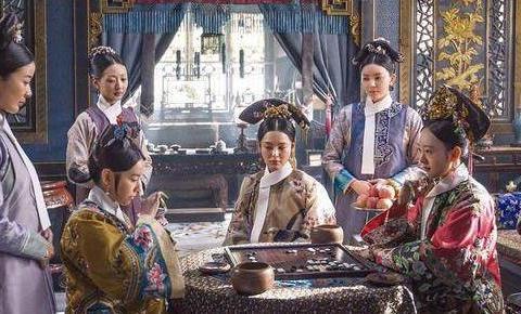 乾隆二年除夕,参加乾清宫宴会的只有这八位后妃,一位身份成谜