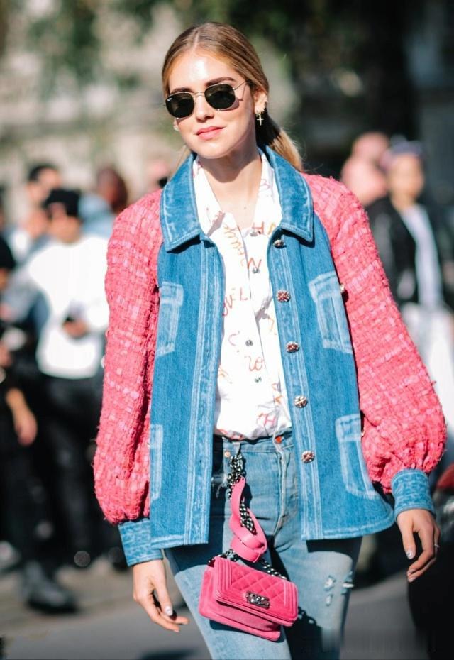 2019春季,这些新潮款式牛仔夹克,非常值得拥有,每一款都很时髦
