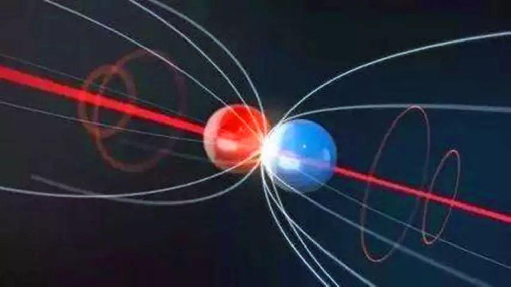 宇宙由物质和反物质之间的巨大不平衡组成!
