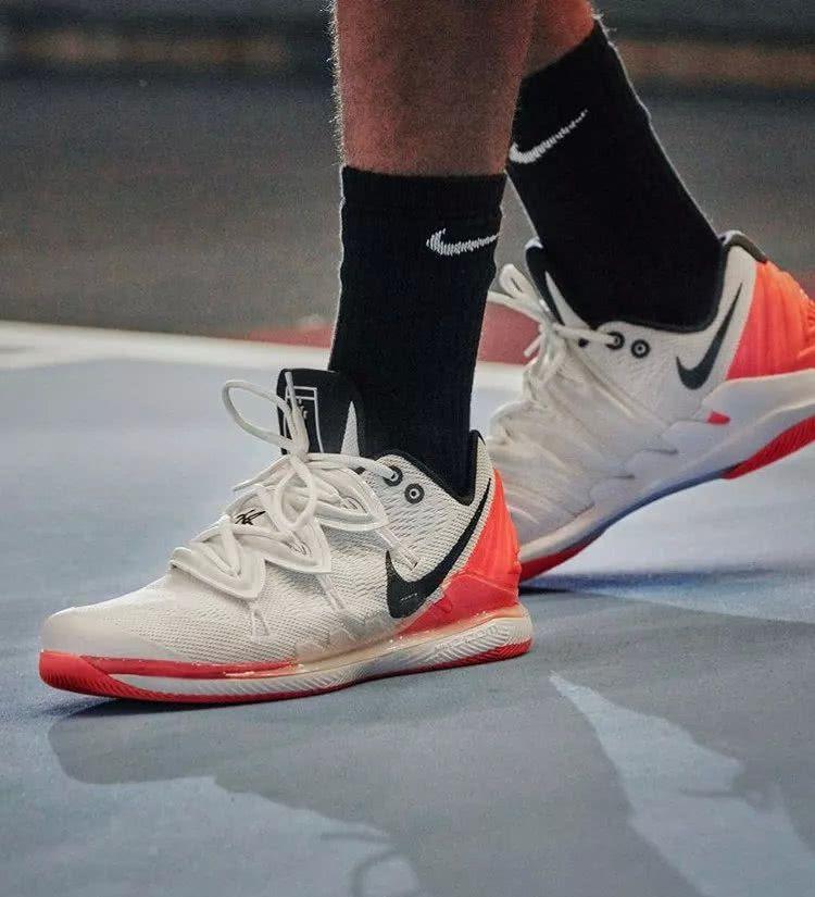 今日鞋报:欧文5出网球鞋,彪马太酷炫,球迷:pg3也玩花哨?图片