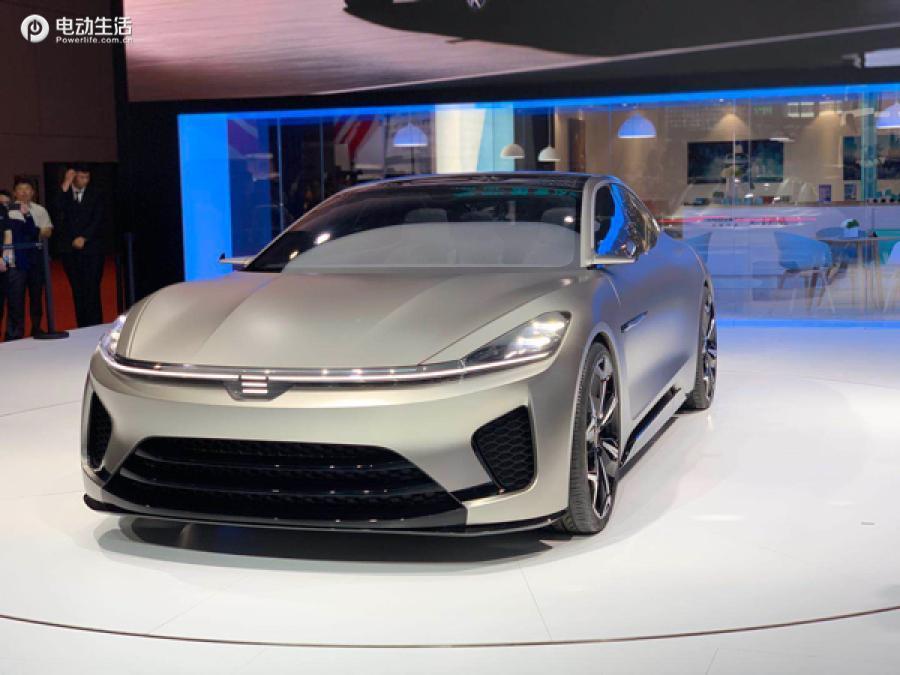 2019上海车展:天际ME7全国预售36.68万起