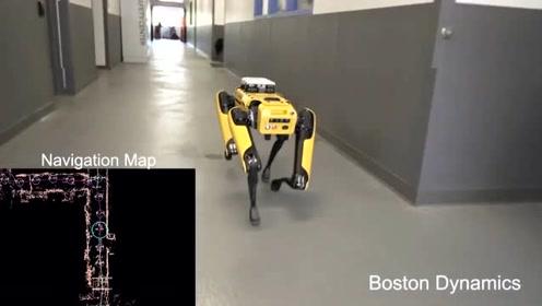 我正在看 Boston Dynamics创始人在CEBIT 201
