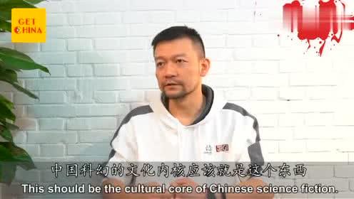 视频-《流浪地球》导演郭帆:没考虑国际观众 不到输出的时候