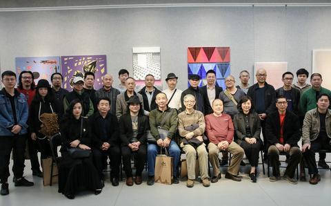 """""""花桥国际 · 当代艺术展""""在桂林市花桥美术馆开幕"""