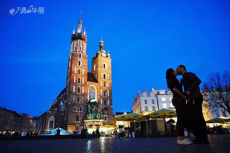 【波兰】克拉科夫:穿越在历史长河的缤纷色彩里