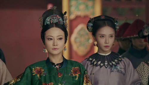 历史中的高贵妃婢女出身,温柔贤惠一生无子,被乾隆宠爱一生