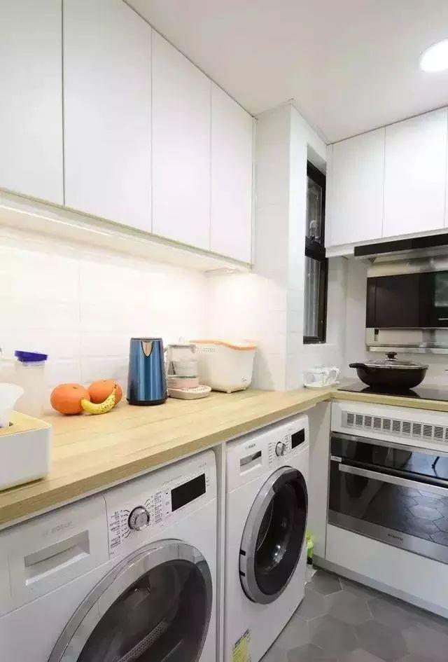 打造一个实用与美观兼具的小户型厨房,做到这些就好