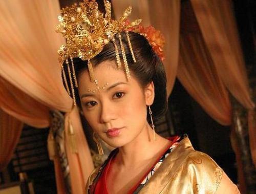 五位古装美女王妃,杨幂垫底,热巴第二,第一美到极致