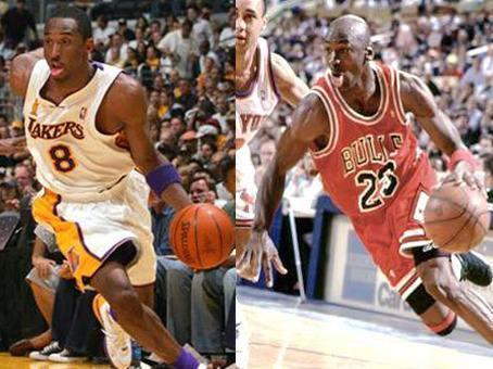模仿誰也別模仿喬丹!Kobe兩次遭遇尷尬,T-Mac模仿一次險把腰給閃了!