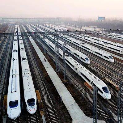 长三角打造强大轨道交通网 上海至16个城市半小时可达
