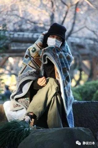 日本的穷人如何过新年?