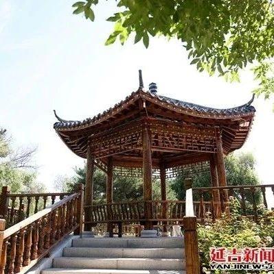 延吉公园二期改造景色宜人 美得深入人心!