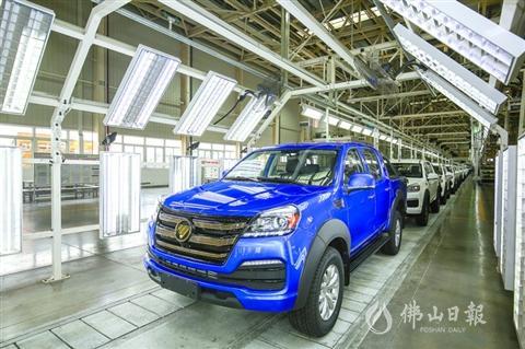 """从零部件生产到整车时代,""""三水制造""""汽车迈向中高端市场!"""