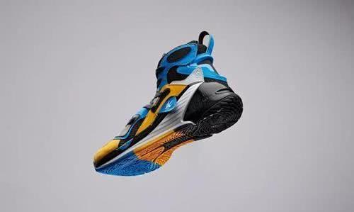 极简色彩鞋子的颜值有多高,超越欧文,比肩KT!颜值真心高!