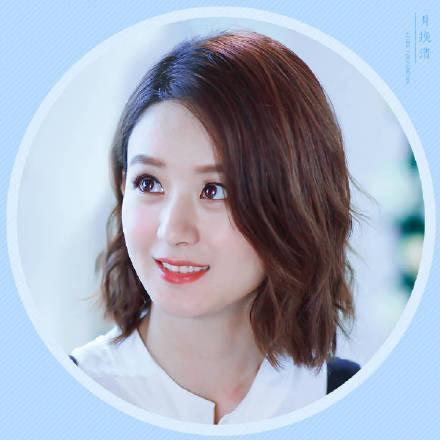 赵丽颖电视剧里的发型又火了,短卷发搭配不同服饰,尽显不同气质图片
