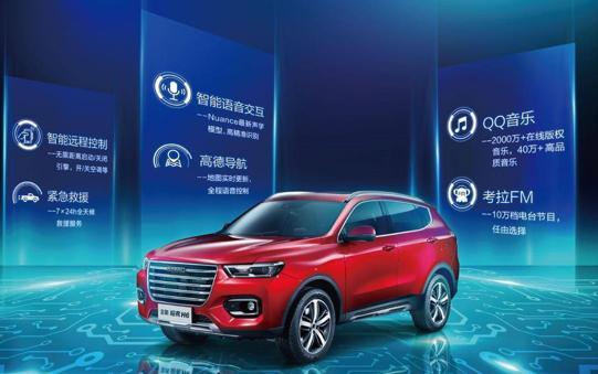 热销哈弗再钜惠 未来概念车将亮相世界